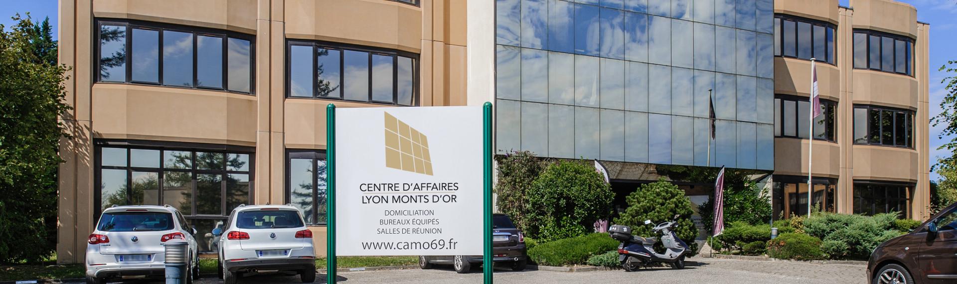 Centre d'affaires et domiciliation