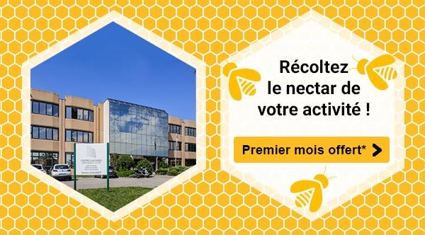 Centre d'Affaires Lyon - ruche